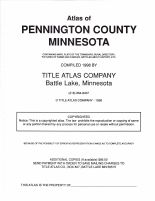 Title Page, Pennington County 1998